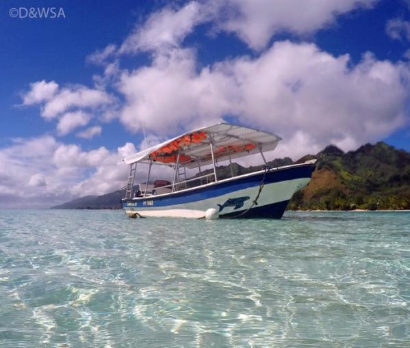 Boat tohoraii